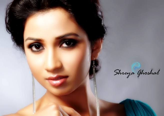 Happy birthday to melody queen Shreya Ghoshal.. Many many happy returns of the day...