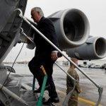 US Secretary of State Rex Tillerson leaves Kenya for Chad