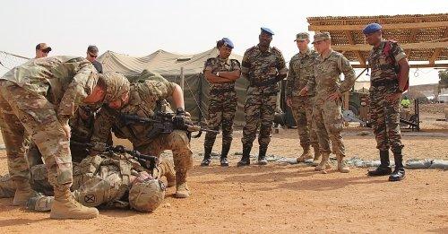 """""""Danger pay"""" pour les soldats US déployés au Niger, au Mali et dans le nord du Cameroun"""