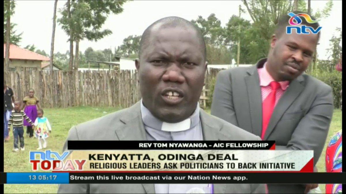 Religious leaders ask politicians to back Uhuru, Raila truce