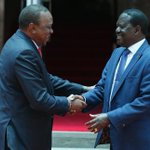 Why Uhuru and Raila often call each other 'Brother'