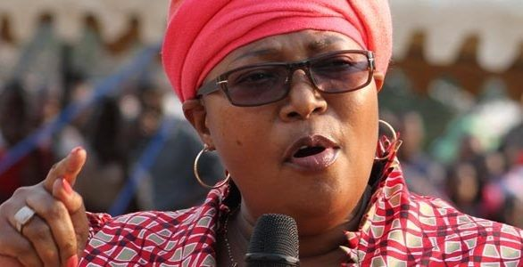'Expelling Khupe will be disastrous for MDC'
