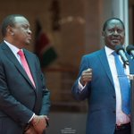 Government reinstates NASA leaders' security detail, passports after Uhuru-Raila unity deal