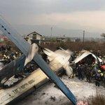 Pelo menos 50 pessoas morrem após queda de avião no Nepal