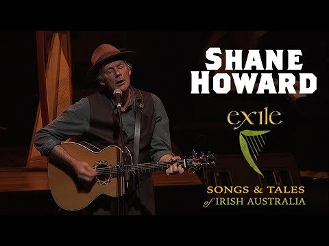 Shane Howard - Rebel Song (from Exile)