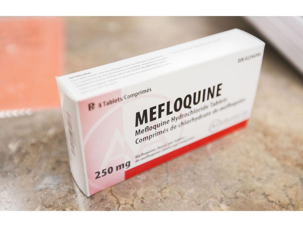 Groups push Canadian government for mefloquine answers