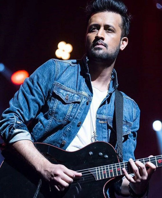Happy birthday Atif Aslam ...