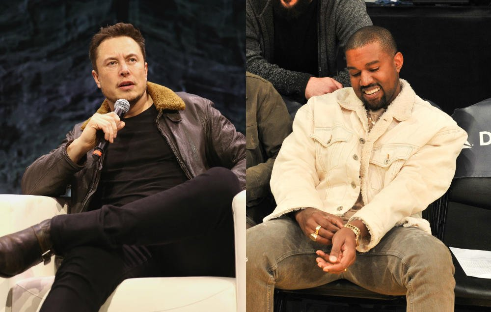 Elon Musk says that Kanye West inspires him https://t.co/eX2hLJocWd https://t.co/unR6Kqvwiv