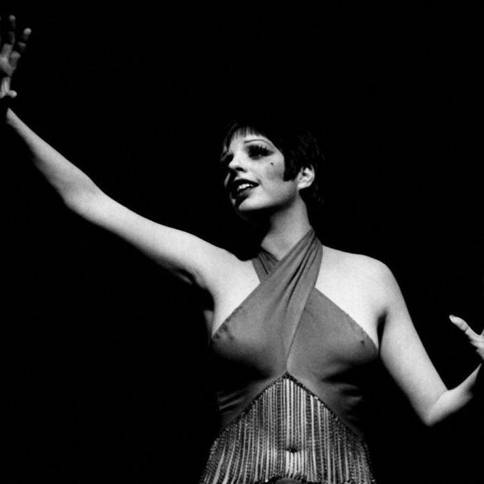 """I want to wake up, in that city that doesn\t sleep.\"" Happy Birthday Liza Minnelli"