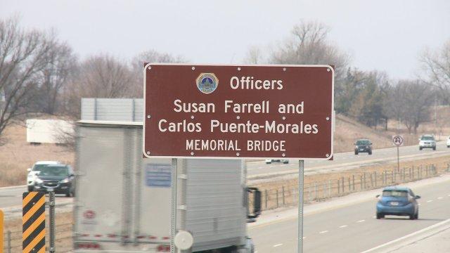 Memorial Bridge Honors Fallen Des Moines PoliceOfficers