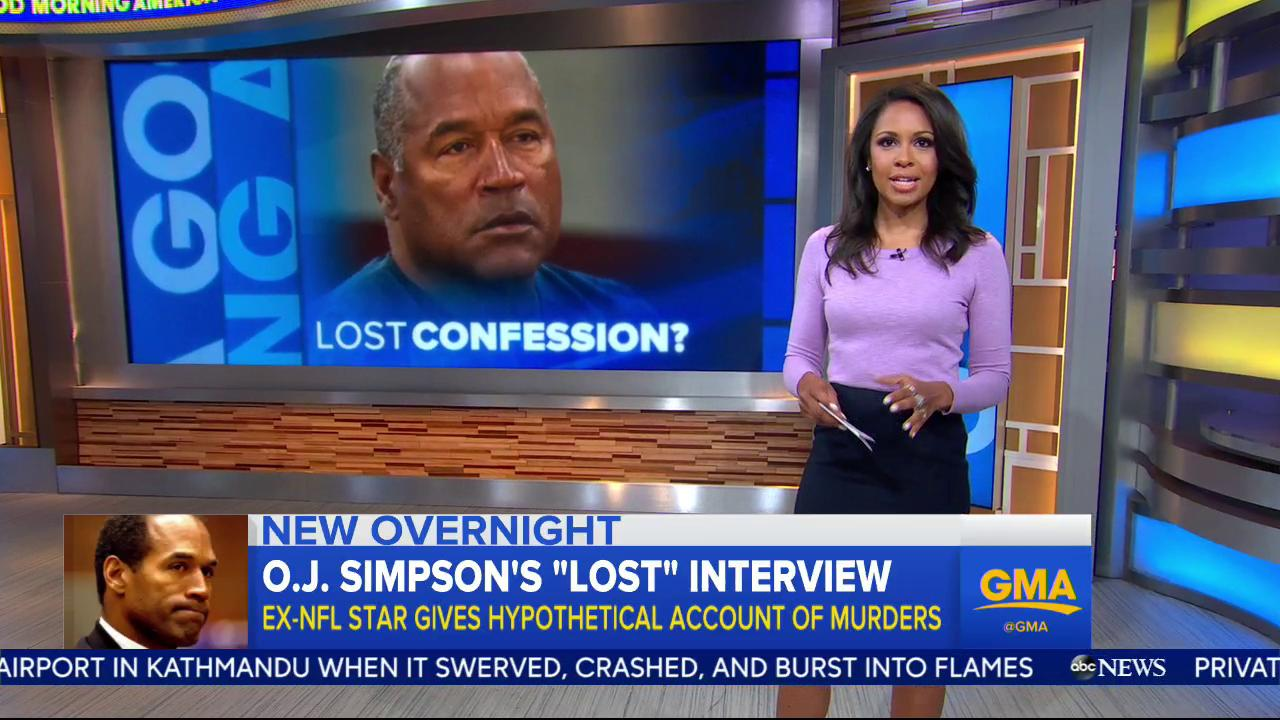 Is long lost tape a real murder confession from O. J. Simpson? @ABonTV has the story:  https://t.co/CTpX1AYppE https://t.co/UW9JK9vdsZ