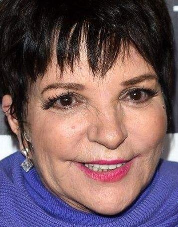 Congratulations! HAPPY! 72nd! BIRTHDAY! Liza! Minnelli! Sweeet! Way! Cool!  Aaaay!