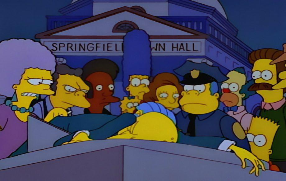 The Simpsons' 'Who Shot Mr. Burns?' episode could have been very different https://t.co/N7tcbGKMWw https://t.co/v4gi8gYHOh