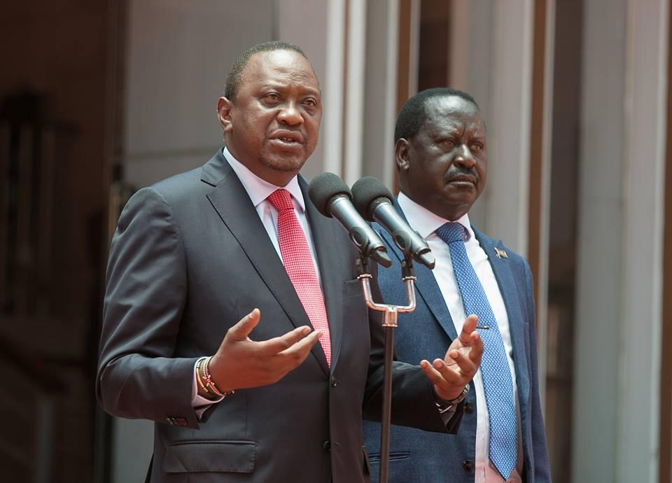 Uhuru should be very careful with his deal with Raila - Mutahi Ngunyi warns