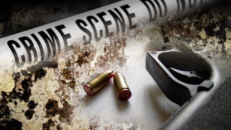Man in crashed SUV found was fatallyshot