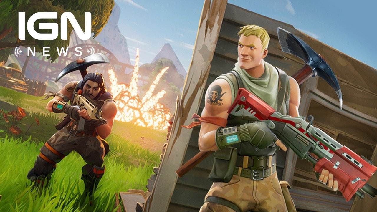 Xbox Boss wants Fortnite to have Xbox One-PS4 cross play.  https://t.co/ohj5kAS5c1 https://t.co/v4hAPFglku