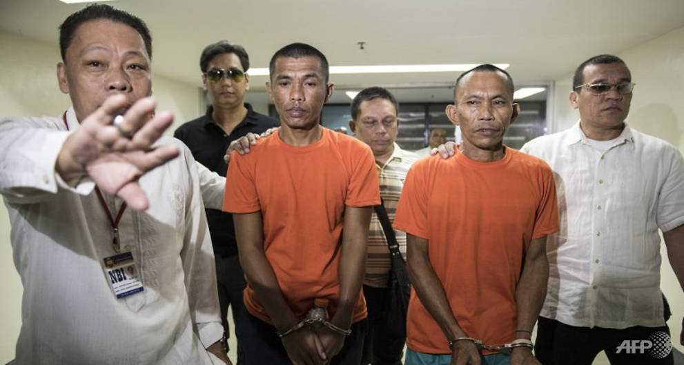 Philippines arrests militant who guarded US hostages
