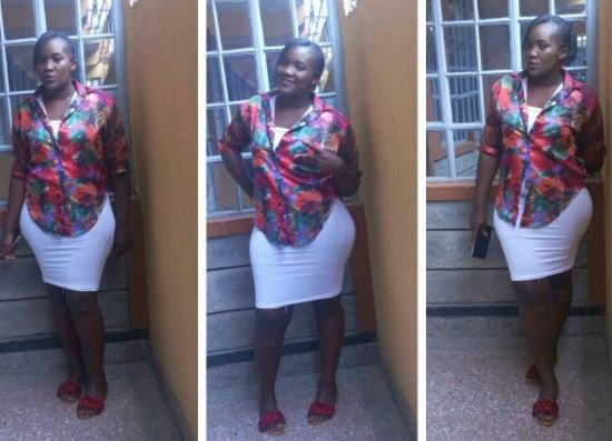 Awiti of Real House Helps of Kawangware hits back at trolls who made fun of her big kitambi