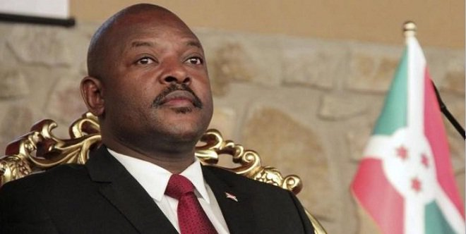 Burundi leader dubbed 'eternal supreme guide' by party