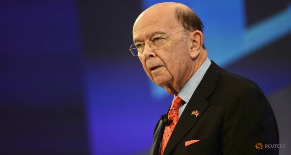 Trump says Commerce Secretary Ross to speak with EU on tariffs