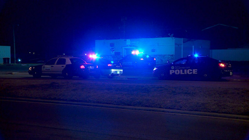 Police searching for suspect in deadly shooting in N.W. OklahomaCity