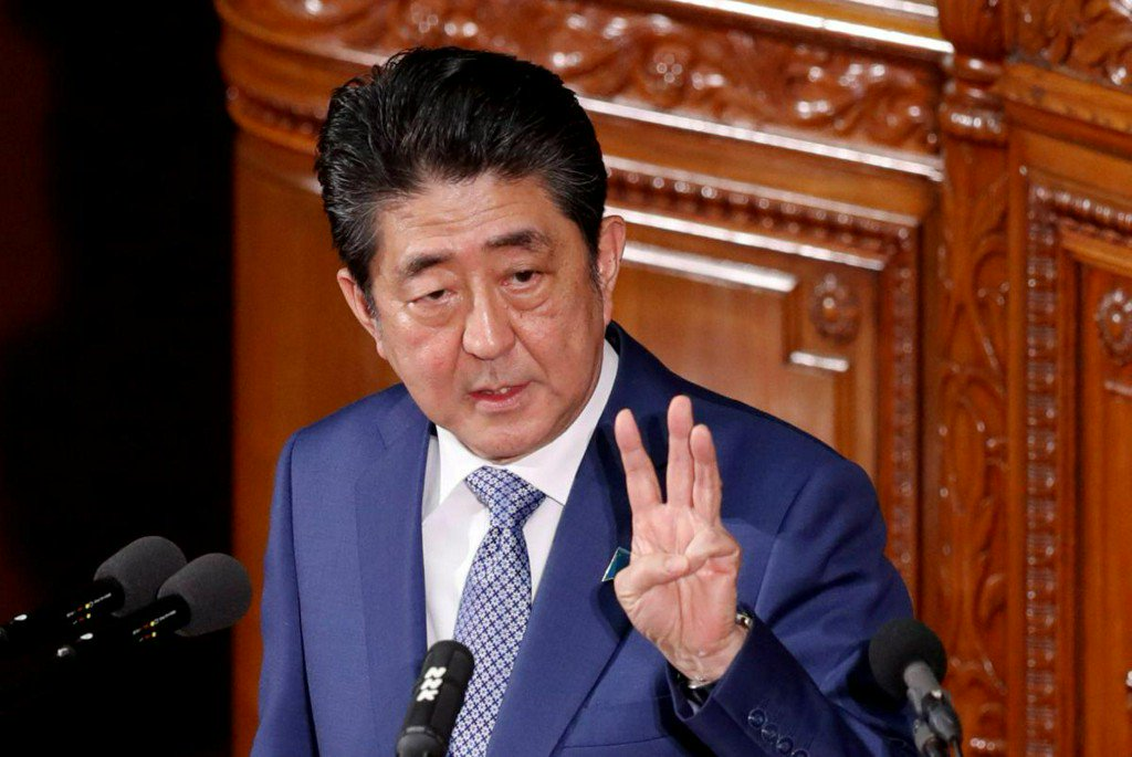 Explainer: Altered documents turn up heat on Japanese leader in cronyism scandal https://t.co/7KPTn9PGyu https://t.co/DtOVOnkXTR