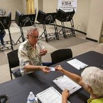 Arkansas voter-ID law at polls faces 1st legal test
