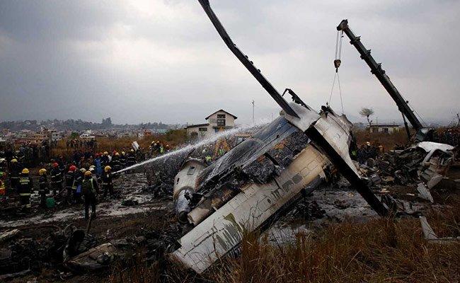 "Plane ""Behaved Strangely"" Before Crash Near Nepal Airport, Says Survivor"