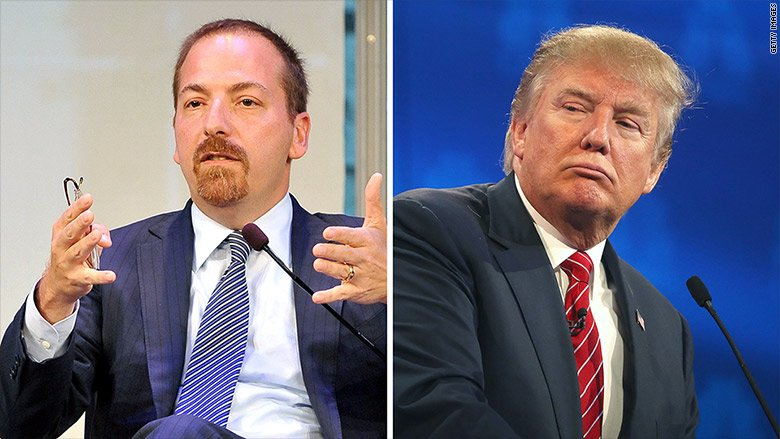 How 'Meet the Press' moderator Chuck Todd responded to President Trump's vulgar insult https://t.co/y60ZGAGXhH https://t.co/l1nX0WIXqi