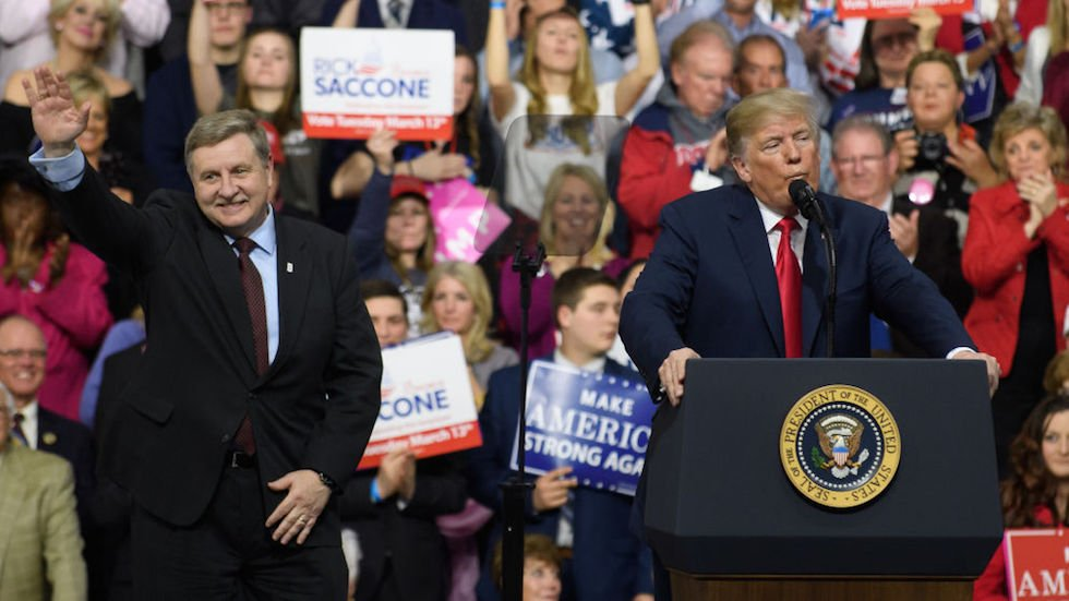 Trump privately attacking GOP candidate in tough PA House election as 'weak': report https://t.co/0mDLOpabeh https://t.co/9rIzrlz5nJ