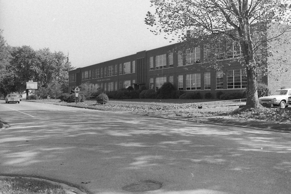 Lost Huntington: Vinson High School