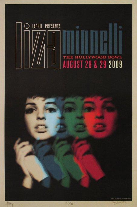 """Happy Birthday with a \""""Z\"""" to Liza Minnelli!"""