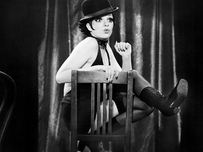 To Liza Minnelli, Happy Birthday. Please never stop making us smile
