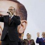 Turkey's parliament debates changes to electoral laws