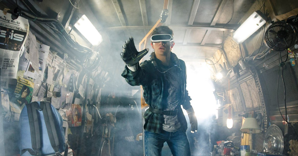 Steven Spielberg premiered #ReadyPlayerOne at #SXSW, and the crowd went wild. Our report https://t.co/zHTjllLP9C https://t.co/L0hOdcf8BA
