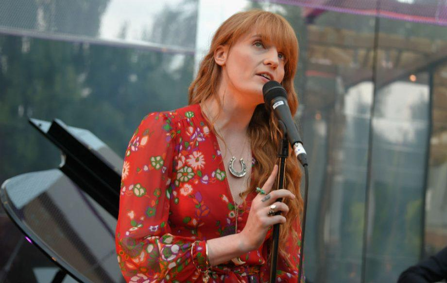 Florence + The Machine are releasing a new single for Record Store Day https://t.co/NDDWCs2v7i https://t.co/GLnsNNOtU5