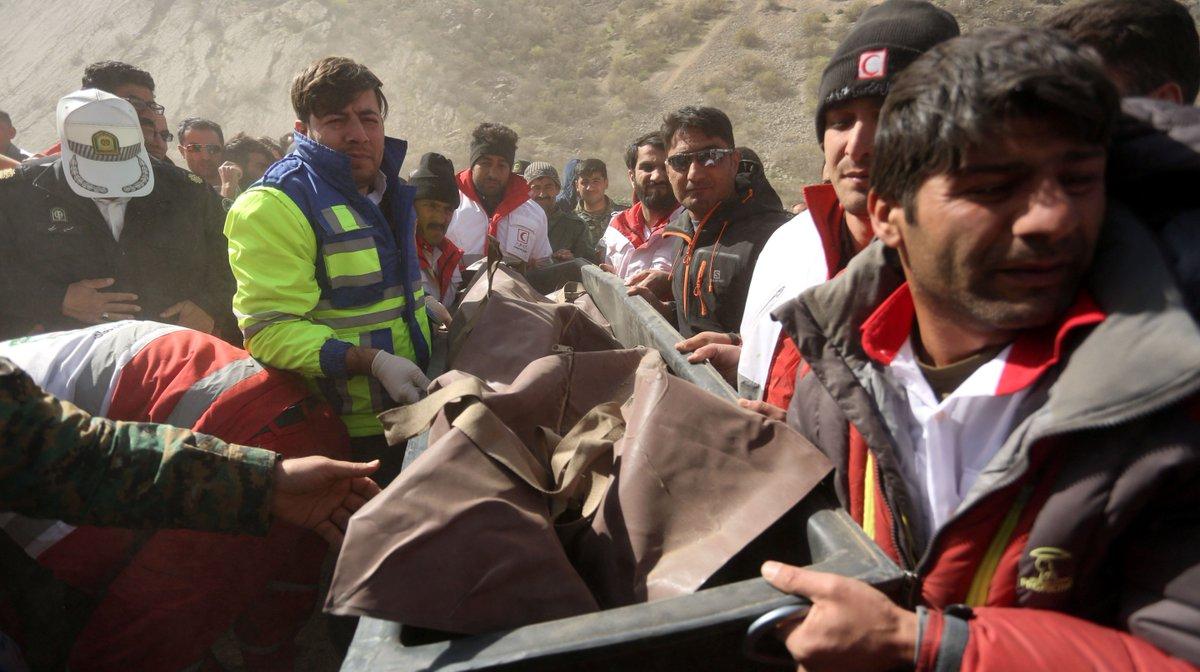 Turkish Heiress And 7 Friends Killed In Iran Plane Crash