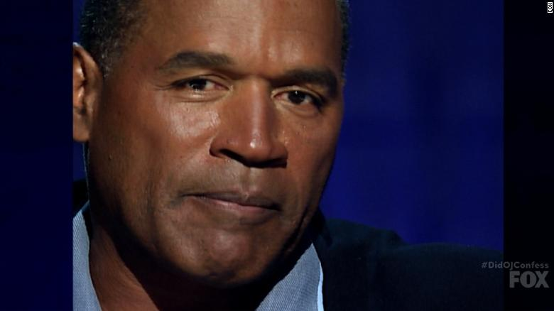 O.J. Simpson described 'blood and stuff' in 2006 hypothetical murder TV confession