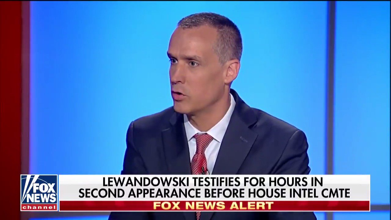 ".@CLewandowski_: ""Donald Trump won the election, and there was no collusion."" https://t.co/ZajUY2ibu7"
