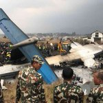 Nepal plane crash kills at least 50
