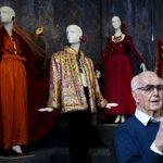 Umrl je sloviti francoski modni oblikovalec Hubert de Givenchy