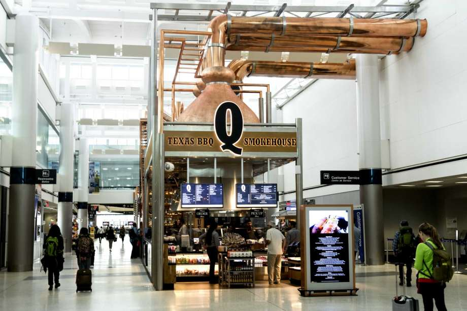New barbecue restaurant is latest upgrade in dining at IAH