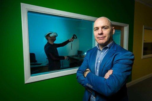 Irish tech firm VR Education starts trading on London and Irish stock markets