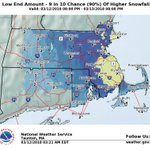 Here are the best- and worst-case scenarios for the next storm