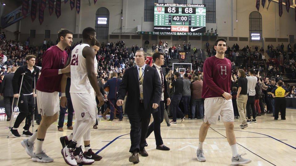 Harvard falls to Penn in wild Ivy League tourney final