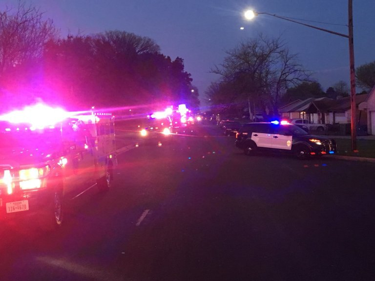 Teen killed, woman hurt when package explodes at Texashome