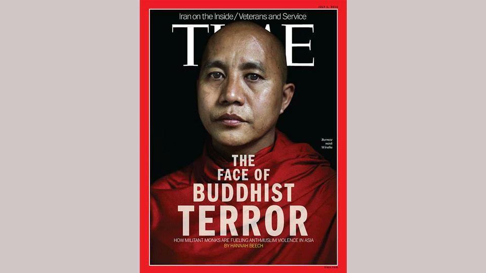 Rise of violent Buddhist rhetoric in Myanmar, Sri Lanka defies religion's tolerant image
