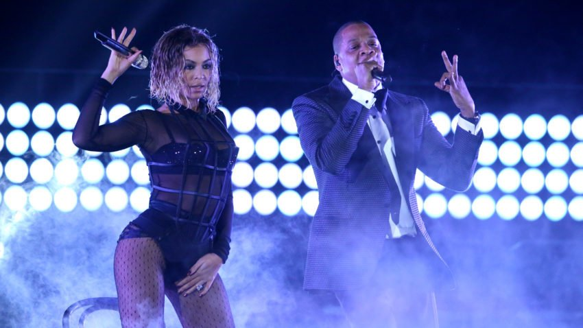 Jay-Z and Beyonce to tour Europe and North America, including Boston