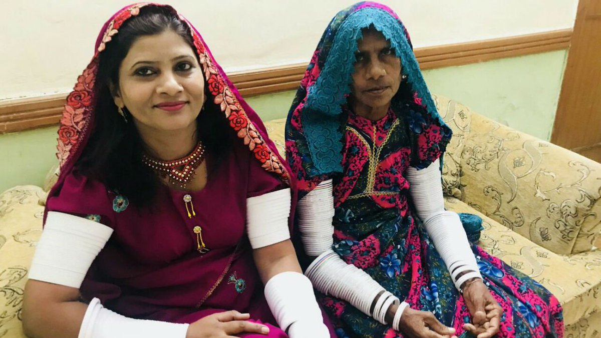 Krishna Kumari takes oath as Pakistan's first Hindu Dalit woman Senator
