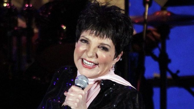Happy birthday to actress-singer Liza Minnelli, who is 72 today